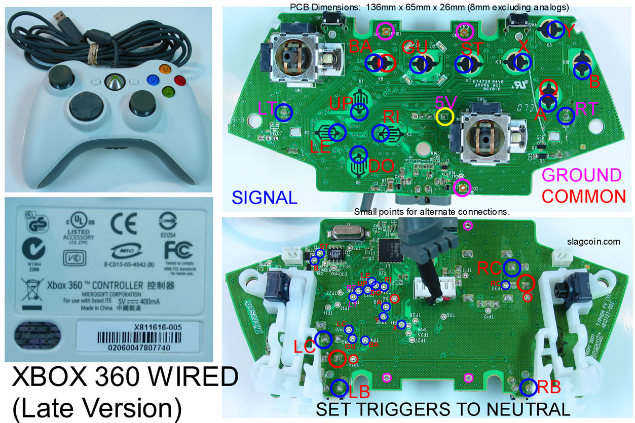xbox wireless controller diagram xbox 360 wireless controller wire diagram hot wet brain :: a symphony of symbiotic synaptic synergy